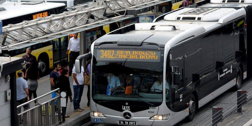 İstanbul'da toplu taşıma 20 Temmuz'a kadar ücretsiz