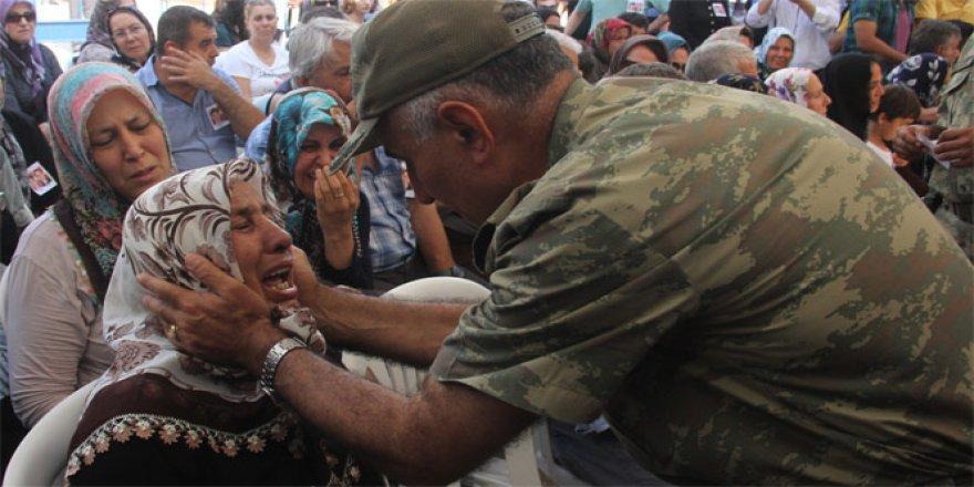 Erbaş'tan darbeci askerlere sert sözler