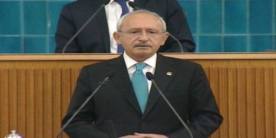 Kılıçdaroğlu: 'Bütün orduyu hedef tahtasına koymak doğru değil'