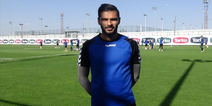 Atiker Konyasporlu futbolcunun paylaşımı olay oldu!