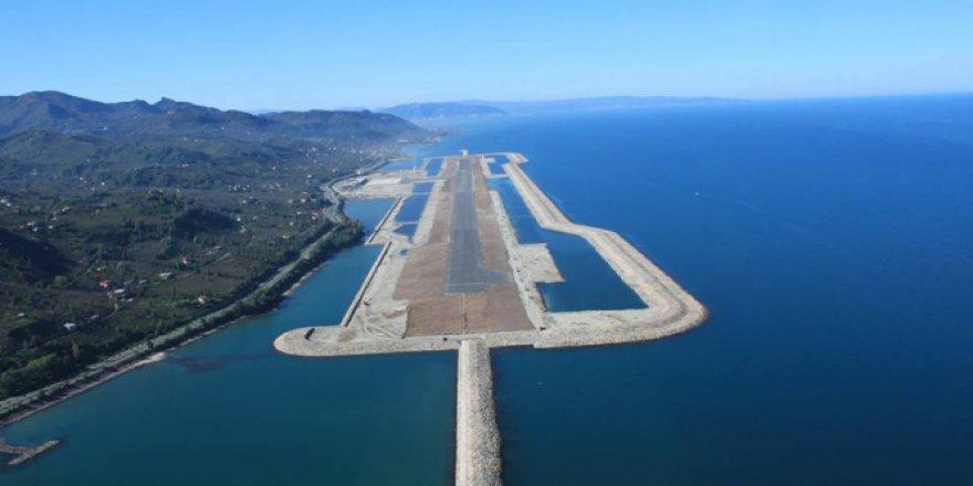 THY'nin Ordu-Giresun Havalimanı'ndan yurt dışı seferleri başladı!