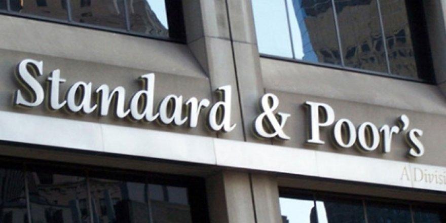 S&P Türkiye'nin kredi notunu belirledi!