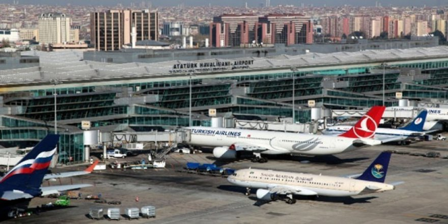 Darbe girişimi sonrası Atatürk Havalimanı'nda yeni uygulama!