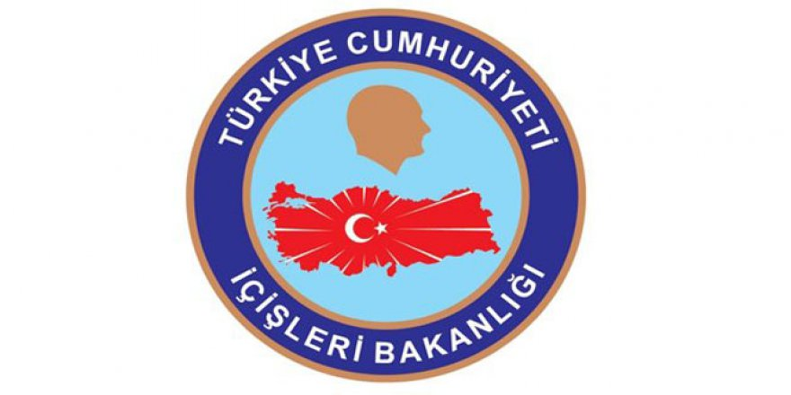 İçişleri Bakanlığı'nda 8 bin 777 personelin işine son verildi