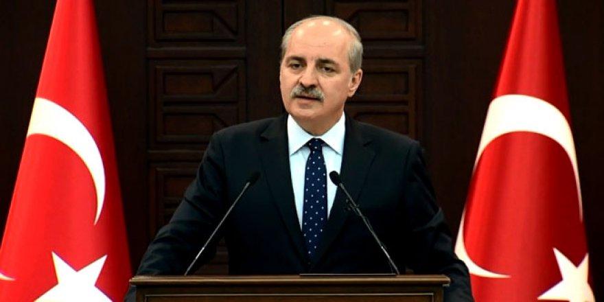 Başbakan Yardımcısı Kurtulmuş'tan OHAL ile ilgili önemli açıklamalar
