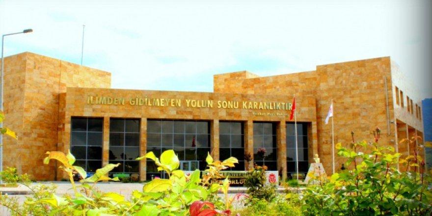 Tunceli Üniversitesi'nde 8 personel açığa alındı