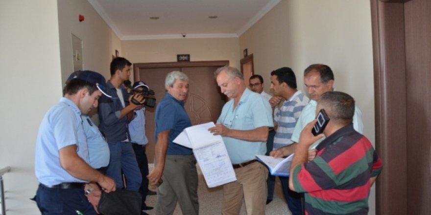 Bursa'da öğrenci yurduna mühür