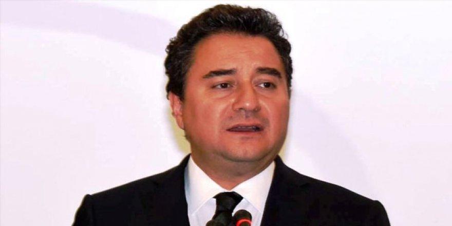 Ali Babacan: 'Piyasa dalgalanmaları yavaşlıyor'