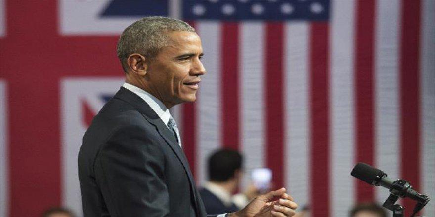 Obama'dan bir garip Fetö açıklaması!
