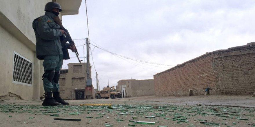 Kabil'de intihar saldırısı: 20 ölü, 120 kişi ağır yaralı