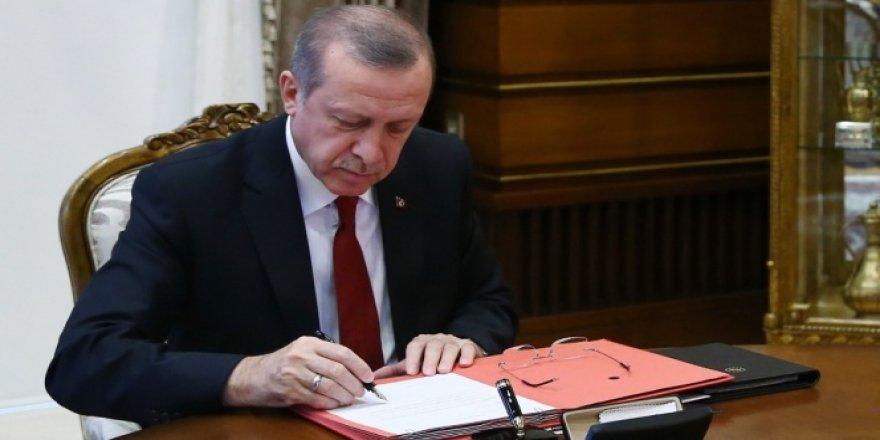 Erdoğan'dan o kanuna flaş onay