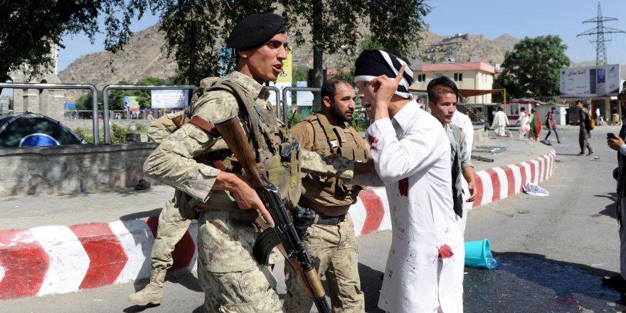 Kabil'deki saldırıda ölü sayısı 61'e yükseldi