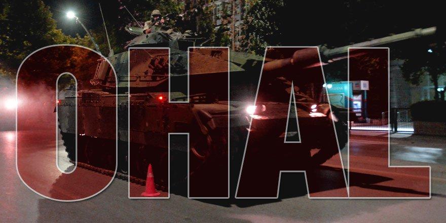 Ohal'de gözaltı süresi bakın ne oldu?