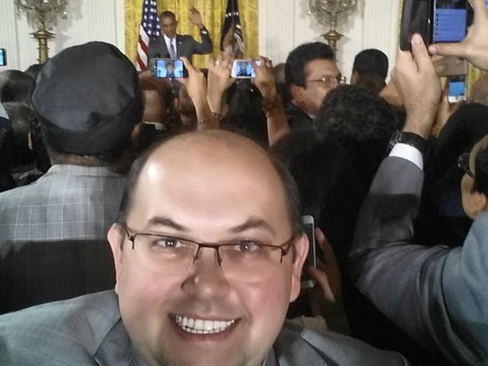 Fetö'nün sağ kolu Beyaz Saray'da