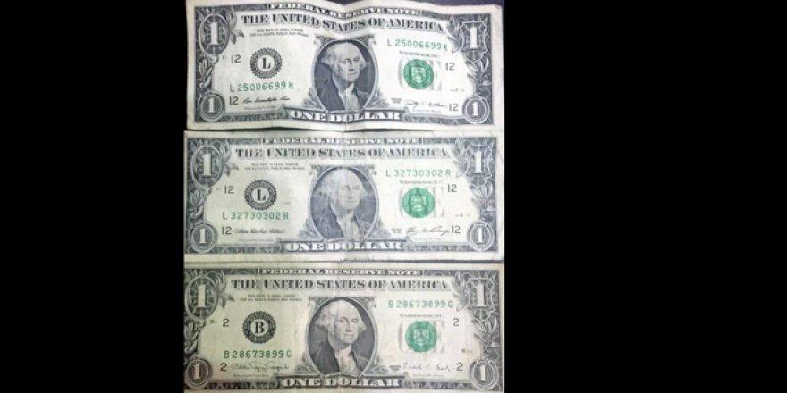 Akademisyenlerin üzerinden '1 dolar' çıktı