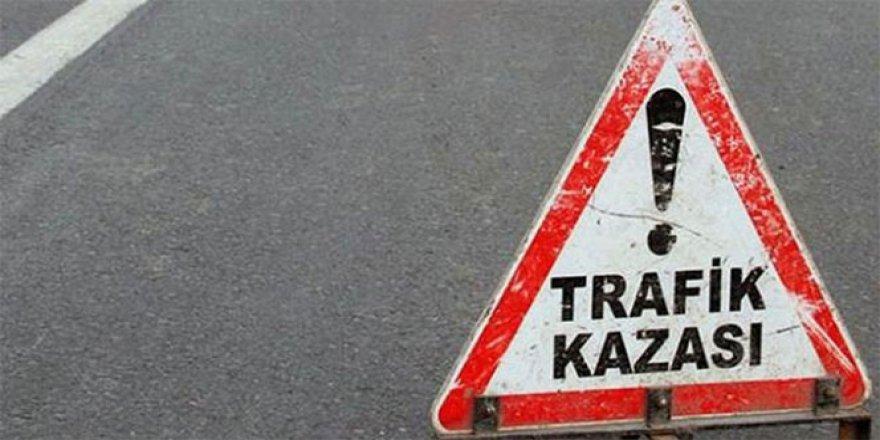 Kocaeli'de TEM'de zincirleme kaza
