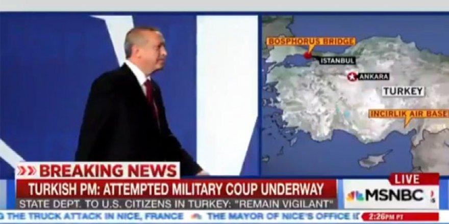 NBC'nin Erdoğan iftirası