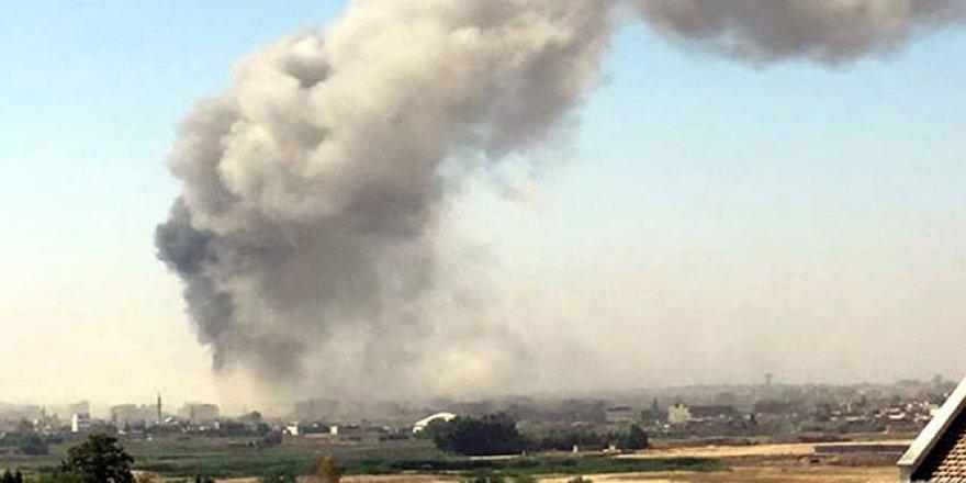 Kamışlı'da çifte saldırı: En az 50 ölü
