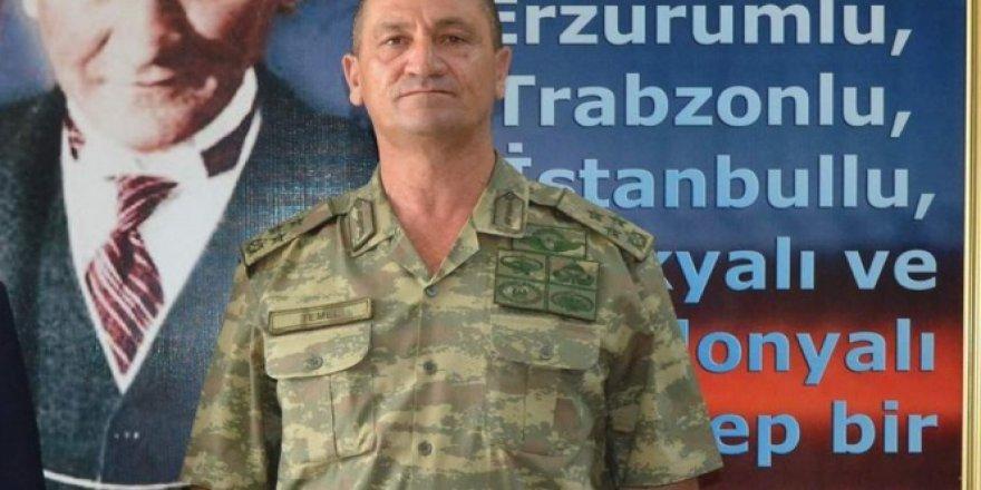 TSK'dan 2. Ordu Komutanlığı'na İsmail Metin Temel