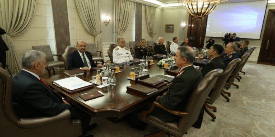 Yüksek Askeri Şura (YAŞ) toplantısı sona erdi