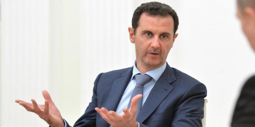 Esad, 'Silah bırakan muhaliflere af'