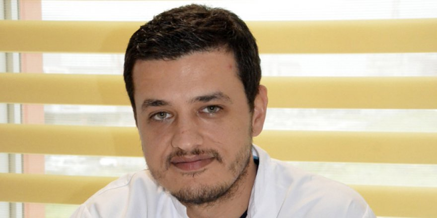 Dr. Demirtaşoğlu, 'Çocuklarda horlamaya dikkat!'