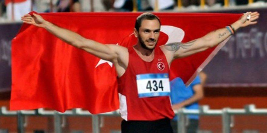 Fenerbahçeli atlet Ramil Guliyev Türkiye rekoru