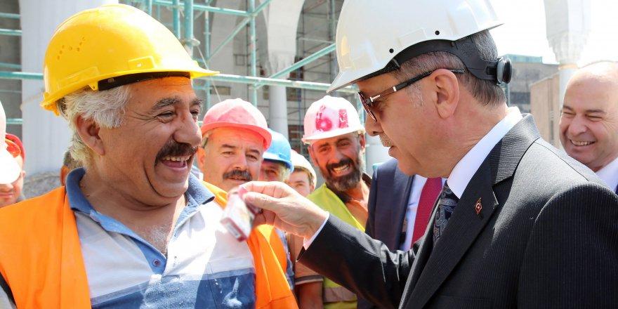 Erdoğan'ın gözünden yine kaçmadı