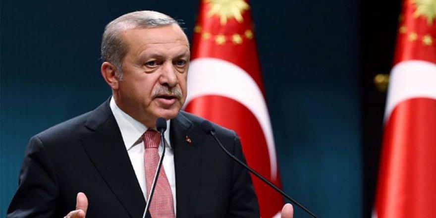 Cumhurbaşkanı Erdoğan'dan TSK için yeni sistem teklifi