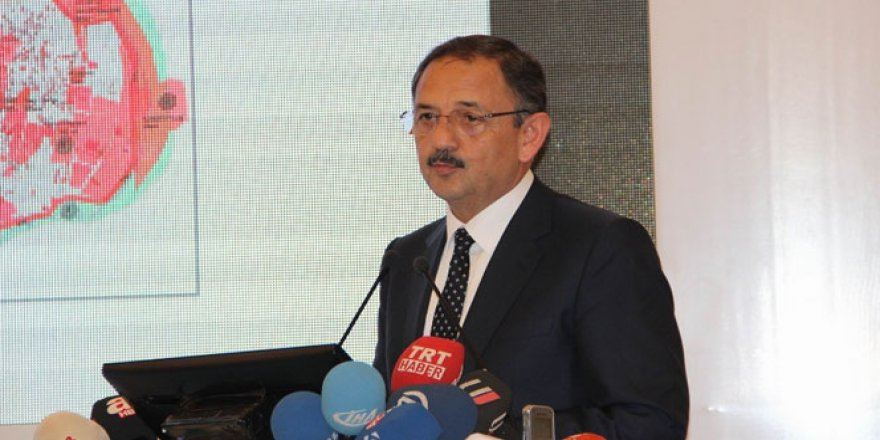 Mehmet Özhaseki: 'Mahalli idareler Çevre ve Şehircilik Bakanlığı'na bağlandı'