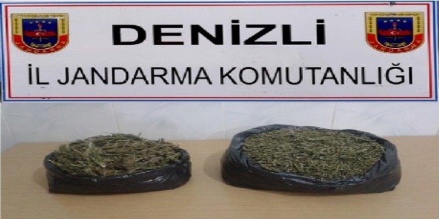 Denizli'de büyük uyuşturucu operasyonu