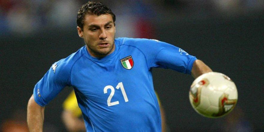 Cristian Vieri 43 yaşında sahalara dönüyor