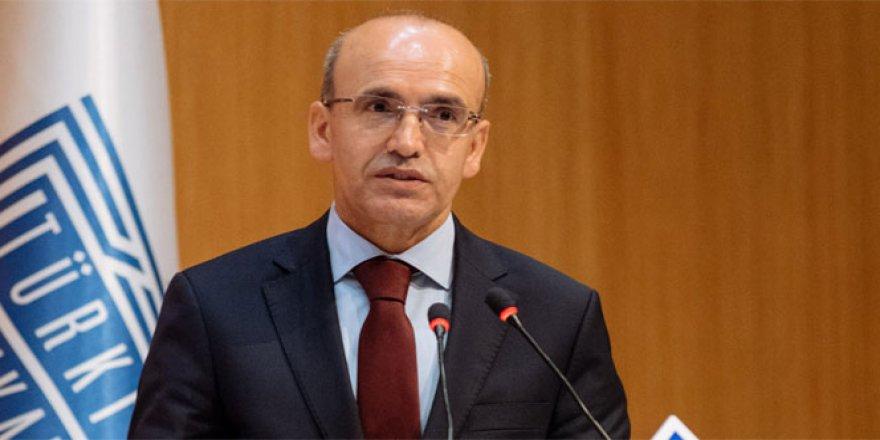 Mehmet Şimşek: 'Şoktan sonra piyasalar normalleşiyor'
