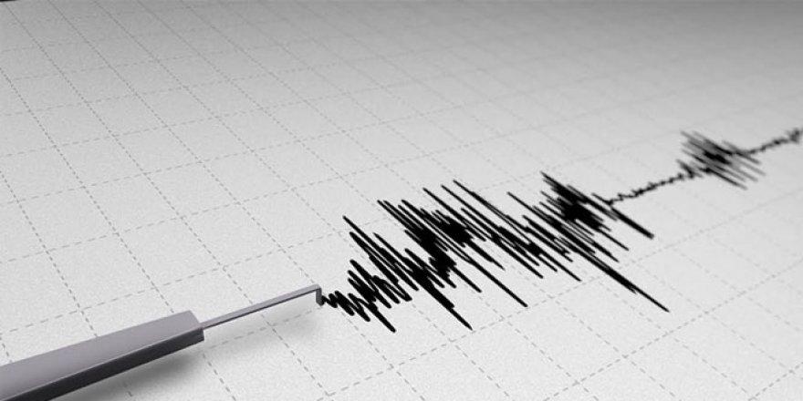 Pasifik'te 7,7 şiddetinde deprem