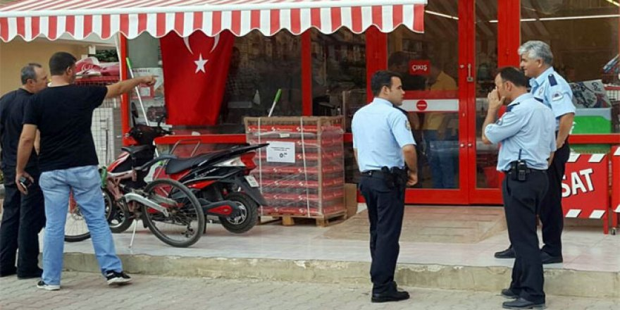 Antalya'da silahlı soygun