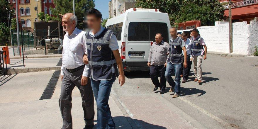 FETÖ soruşturmasında 10 iş adamı adliyeye sevk edildi