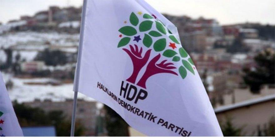 Diyarbakır'da HDP mitinginde 10 kişi gözaltına alındı