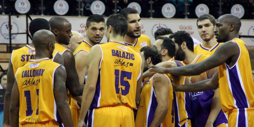 Royal Halı Gaziantep Basketbol'a kayyum ŞOKU