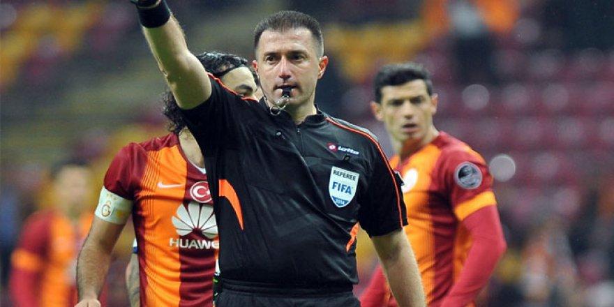 UEFA, Karabağ-Viktoria Plzen maçına Hüseyin Göçek'i atadı