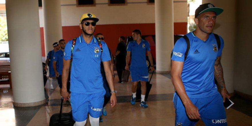 Fenerbahçe ekibi Monaco'da