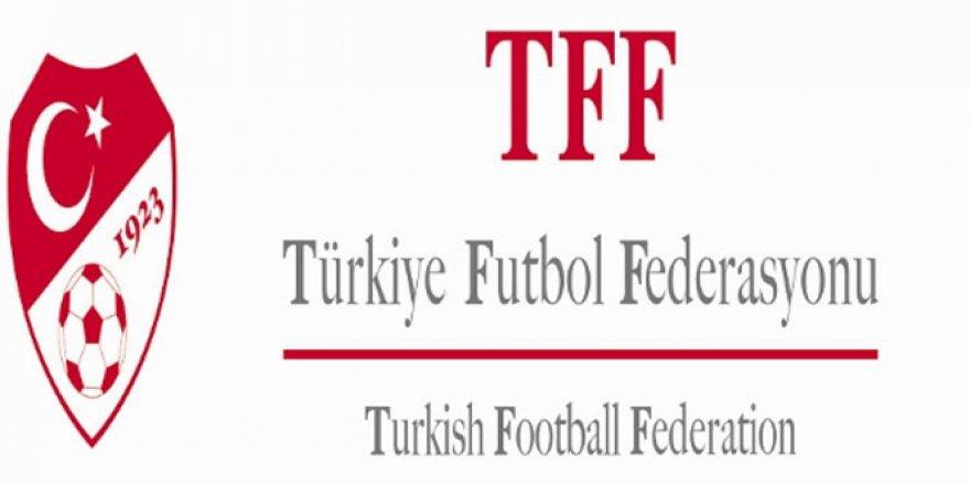 Türkiye Futbol Federasyonu: 94 kişinin ilişiği kesildi