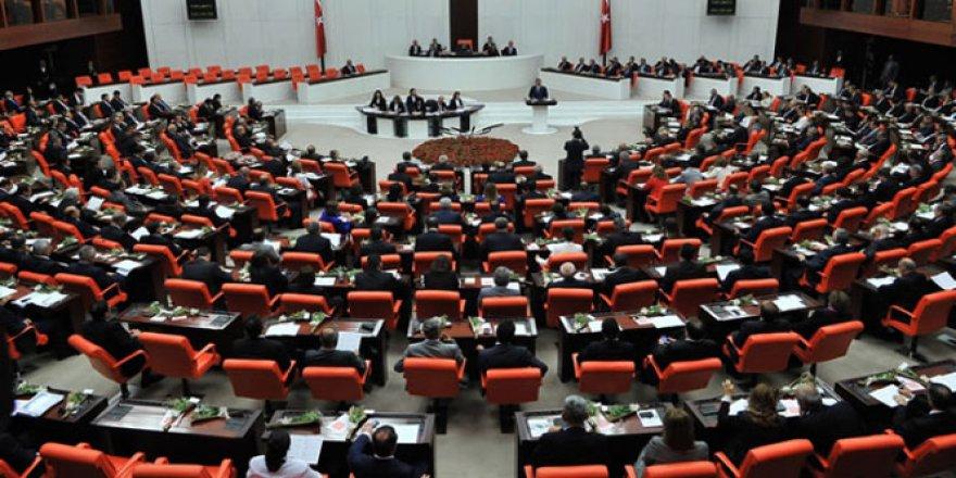 Başbakanlık tezkeresi TBMM Genel Kurulu'nda kabul edildi