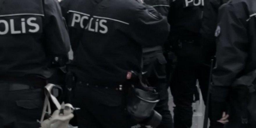 Batman'da 21 polis gözaltında