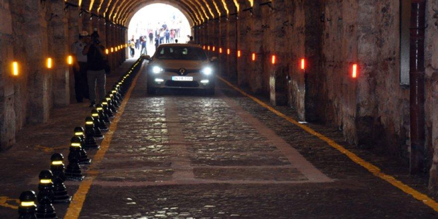 İstanbul, Beylerbeyi Sarayı Tüneli trafiğe açılıyor