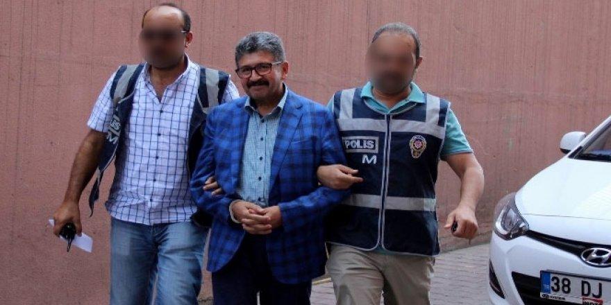Boydak Yönetim Kurulu eski Başkanı Hacı Boydak tutuklandı
