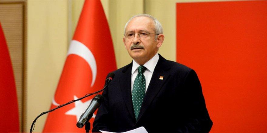 Kemal Kılıçdaroğlu'ndan 'Demokrasi ve Şehitler Mitingi' açıklaması