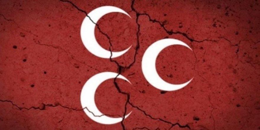 MHP'de ŞOK toplu istifa