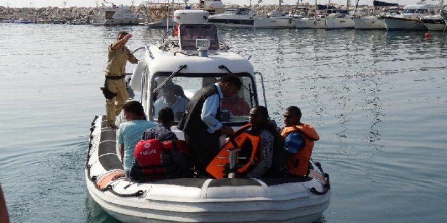 Çanakkale, Ayvacık'ta 31 kaçak göçmen yakalandı