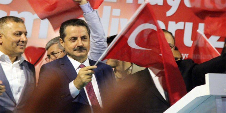 Bakan Çelik'ten şok Kobani açıklaması!