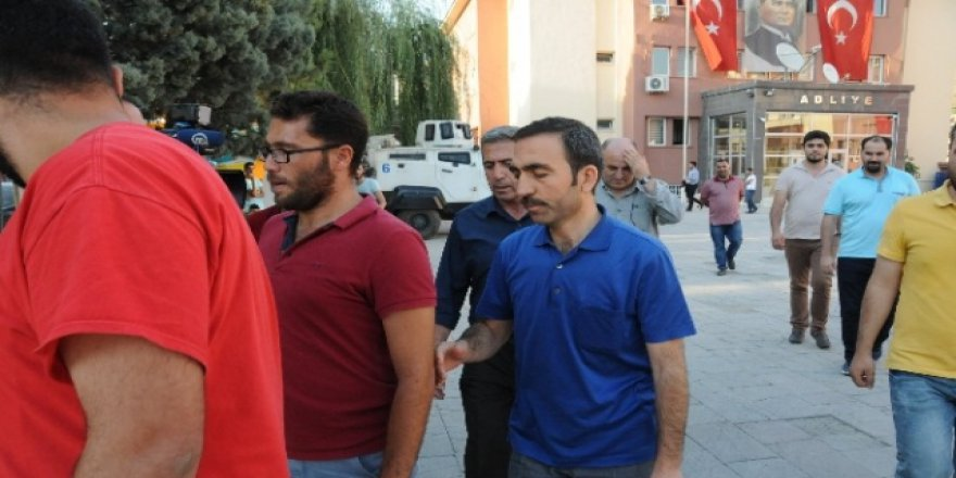 Hakkari Üniversitesi Rektörü Ebubekir Ceylan ikinci defa serbest bırakıldı